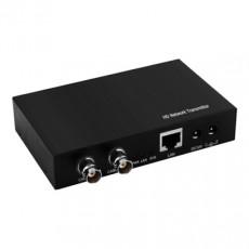 이지넷 IP카메라 동축케이블 변환 컨버터, NEXT-EOC201THD-RX
